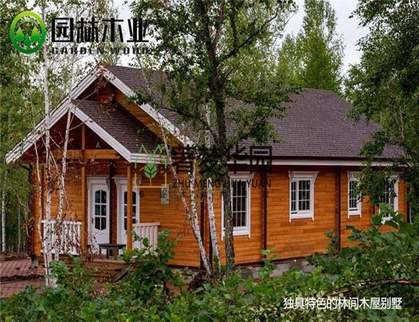 湖北山間小木屋