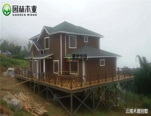 湖北木結構房屋