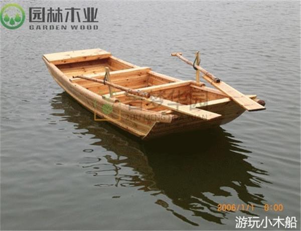 湖北景觀木船